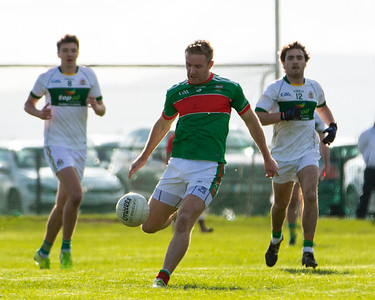 Sunday, November 27 2020 FBD Insurance Tipperary Senior Football Championship Semi Final - Clonmel Commercials 1-17(20) Loughmore Castleiney 1-15(18)