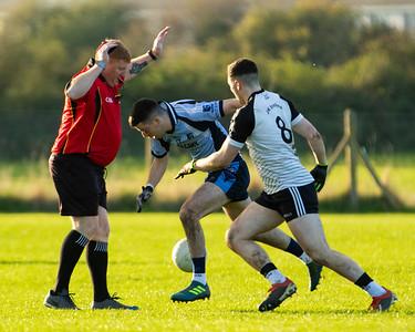 27th October 2019 FBD Insurance Tipperary Senior Football Championship Semi Final Moyle Rovers vs JK Brackens
