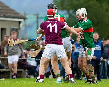 28th August 2019 South Tipperary Senior Hurling Championship Semi Final Mullinahone vs Ballingarry in Monroe