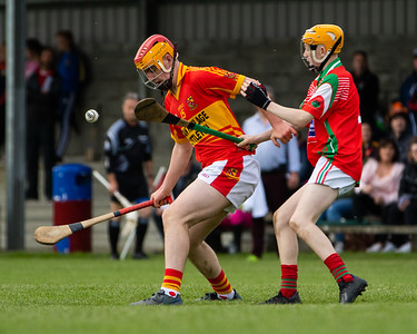 28th September 2019 Tipperary Under 16 B hurling championship final Moycarkey Borris vs Cashel King Cormacs in Borrisoleigh