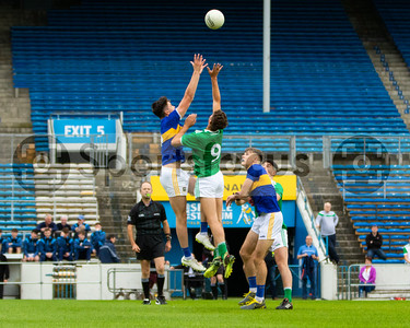 Friday, July 2 2019 EirGrid Munster Under 20 Football Championship Quarter Final - Tipperary vs Limerick