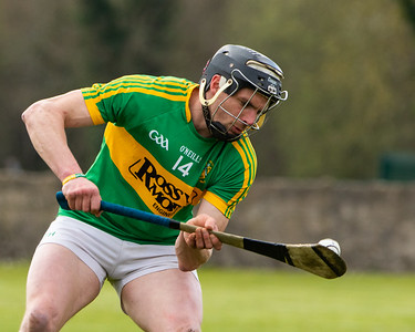 Sunday, March 31 2019 Tipperary Co-Op West Tipperary Senior Hurling Championship Cashel King Cormacs vs Clonoulty Rossmore