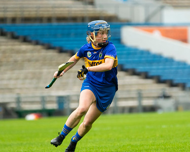Tipperary's Eimer Loughman in action