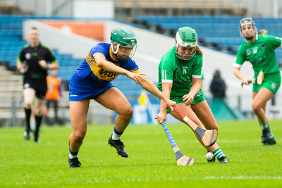 Limerick's Laura Stack and Tipperary's Clodagh Quirke