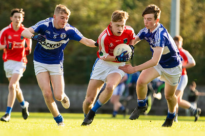 2019-05-03 North Tipperary Under 16 A football final Ballina vs Silvermines