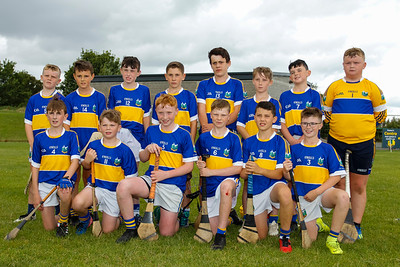 5th August 2019 North Tipperary Under 12 B Cup Final Kiladangan vs Moneygall
