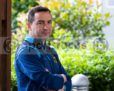 Tipperary's Michael Bevans at the Tipperary Pre All Ireland Media Event in the Horse and Jockey Hotel