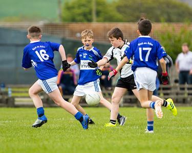 6th May 2019 North Tipperary Under 12 D Football Final Kilruane MacDonaghs vs Ballina