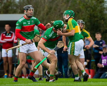 "6th Oct 2019 ""FBD Insurance"" County Senior Hurling Championship Preliminary Quarter Final Loughmore Castleiney (3-22) vs Clonoulty Rossmore (1-33) in Littleton"