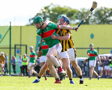 Loughmore Castleiney's John Meagher and Upperchurch Drombanes Padraig Greene