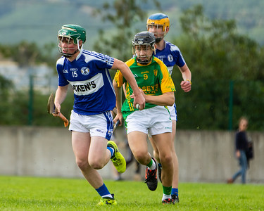 8th September 2019 North Tipperary Under 16 A Hurling Championship Final Silvermines vs Toomevara
