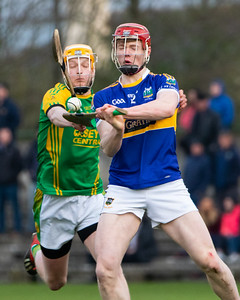 Friday, April 12 2019 Hibernian Inn North Tipperary Senior Hurling Championship Toomevara vs Kiladangan