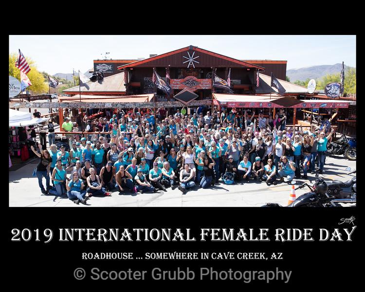 2019 International Female Ride Day