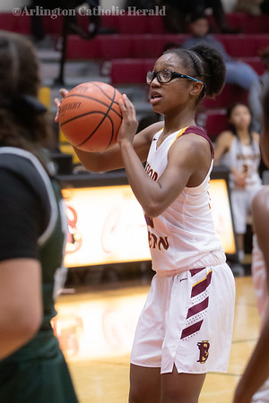 Girls Basketball: Bishop Ireton vs John Paul the Great 012019