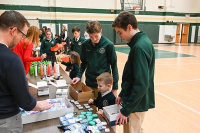 St. Luke School Day of Servier