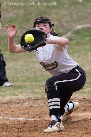 Softball: O'Connell vs. St. Paul VI - 032519