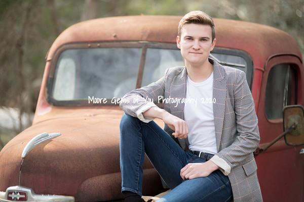 2019 Jake senior pics