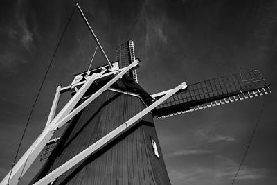 De Immigrant Windmill