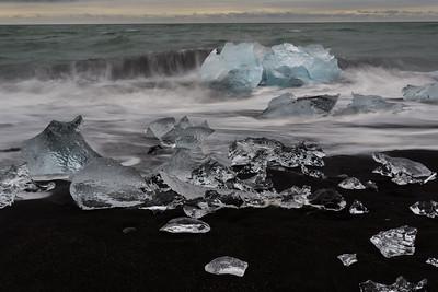 DA061,DT,Diamond Beach, Iceland