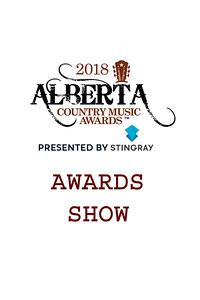 2018 Award Show - Show logo