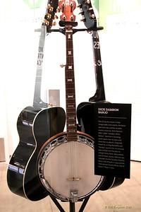 Dick Damron banjo - NMC Homegrown Country 7-19 080