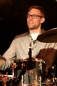 Brendan Lyons -Ken Stead band - Station 07-19 167