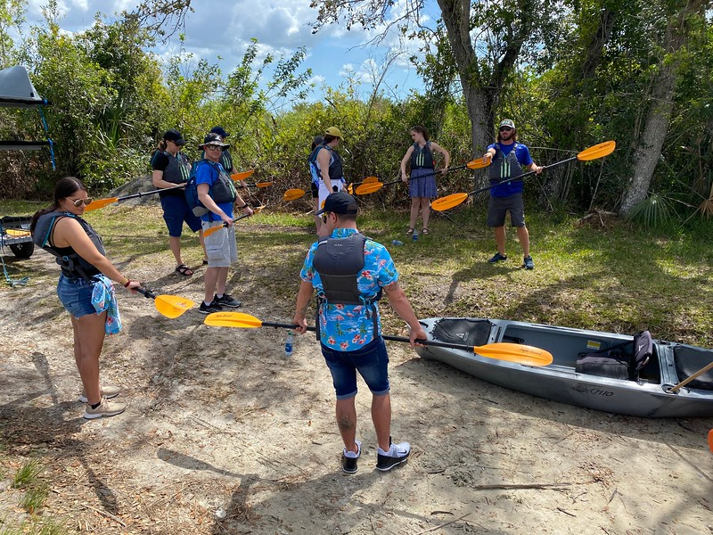 3/13 Kayak Tours