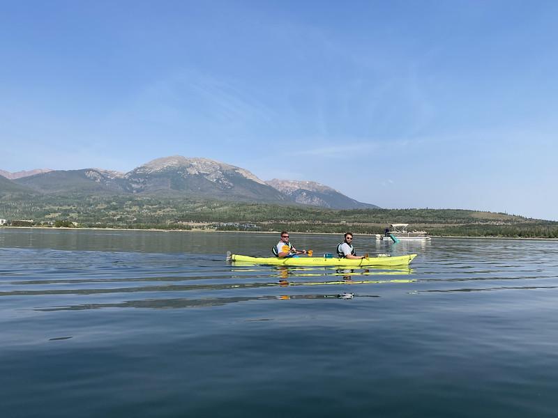 8/17 kayak tour