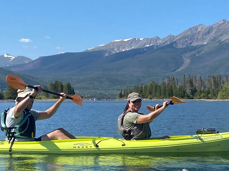 8/2 kayak tours