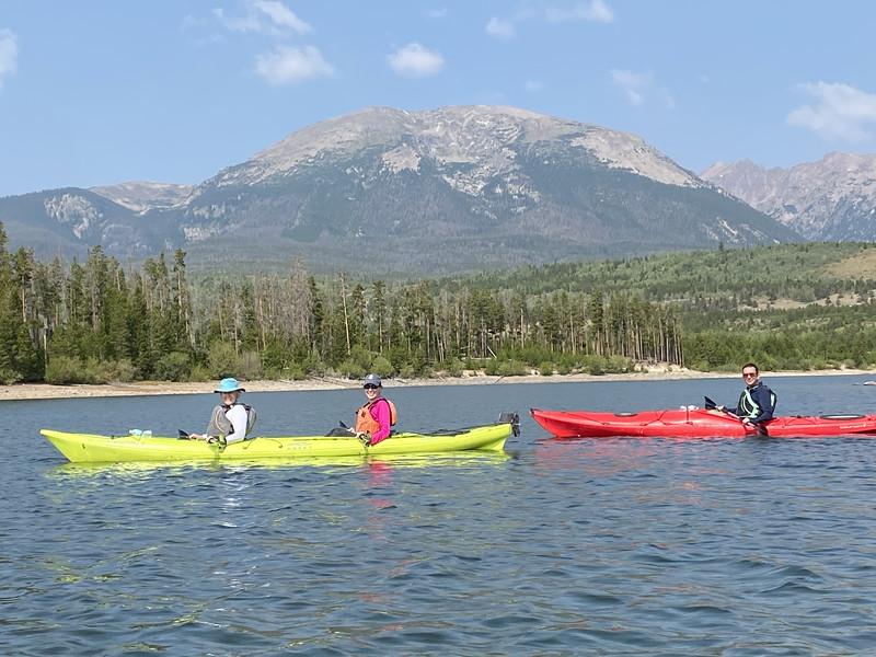 8/21 Kayak Tours