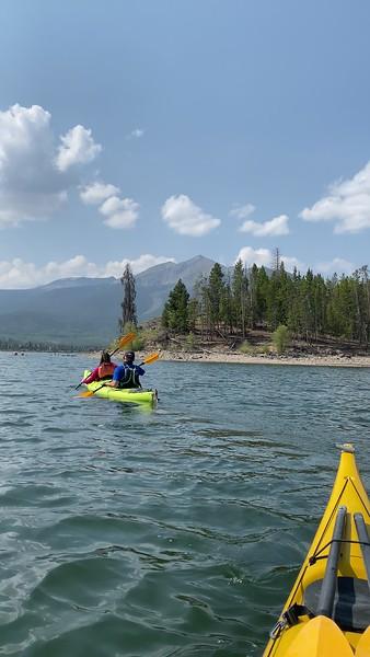 8/25 kayak tour