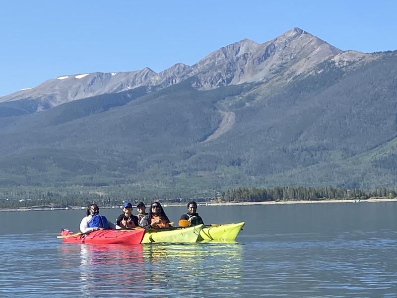 8/27 Kayak Tours