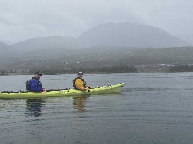 8/29 Kayak Tours