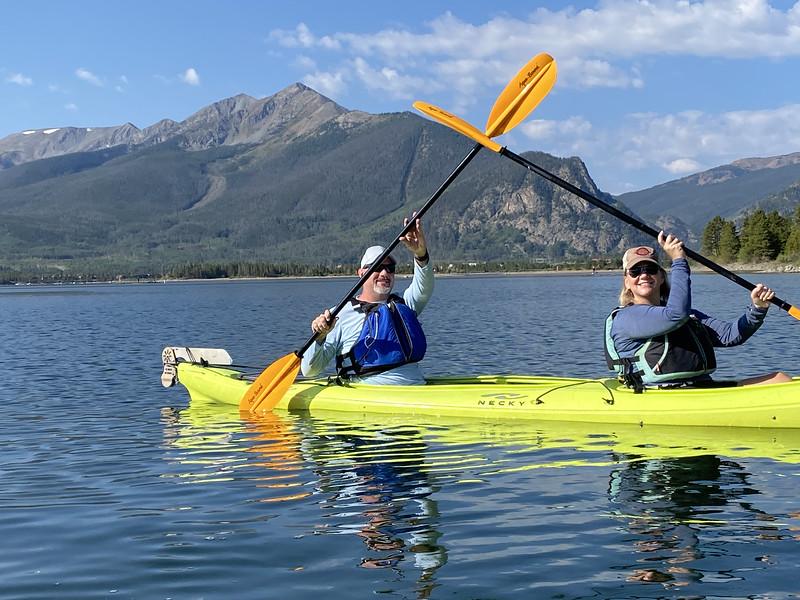 8/30 Kayak Tours