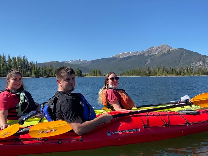 8/7 kayak tours