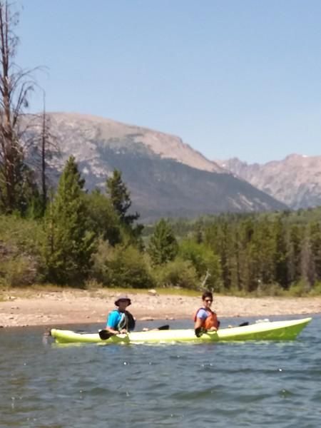 8/9 Kayak Tours