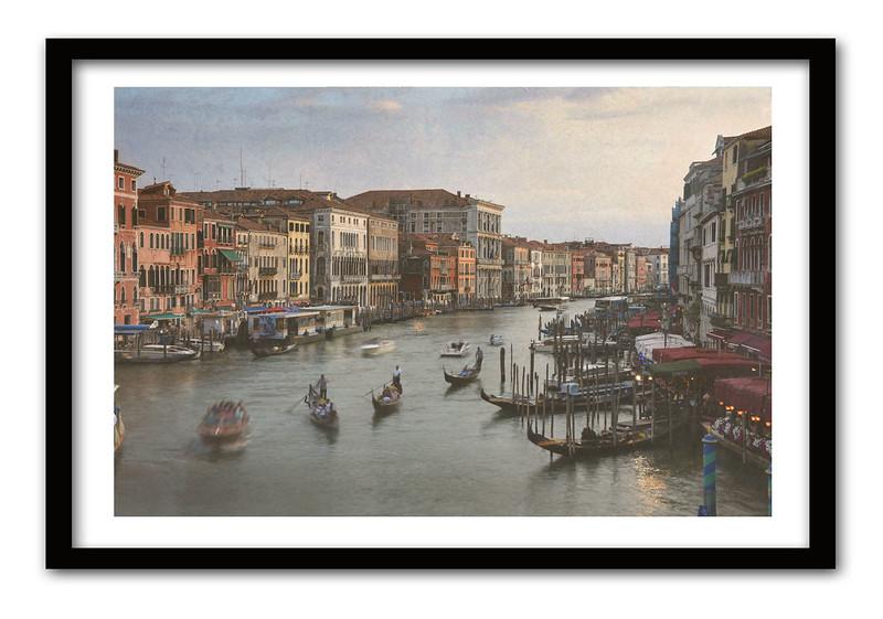 Grand Canal1 Framed