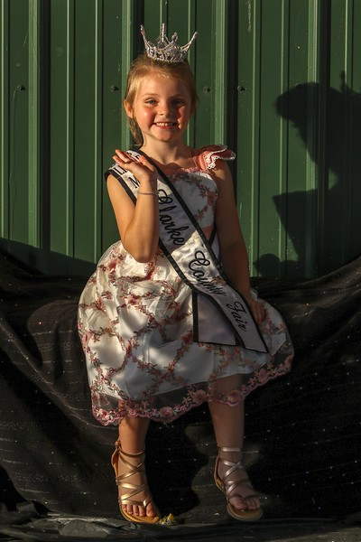 2019 Little Miss Clarke Pageant