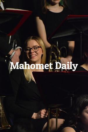 2019 Mahomet-Seymour Jazz Band