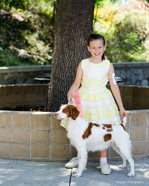 Madison with Dottie  won Open Juniors on Sunday