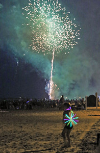 Pre- Fouth of July festivities in Manasquan, NJ on 7/3/19. [DANIELLA HEMINGHAUS | THE COAST STAR]