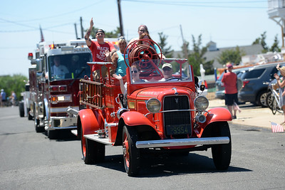 The 2019 4th of July Parade was held in the Boro of Mantoloking, NJ on 07/04/2019. (STEVE WEXLER/THE OCEAN STAR).