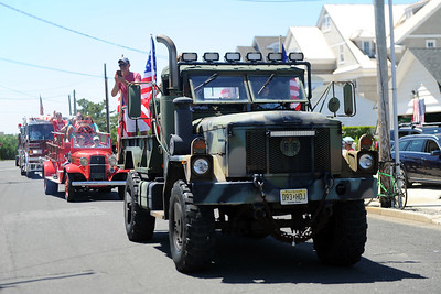 2019 4TH of July Parade, in the Boro of Mantoloking, NJ on 07/04/2019. (STEVE WEXLER/THE OCEAN STAR).