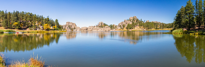 DA022,DT,Sylvan-Lake-Custer-State-Park-South-Dakota
