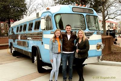 Justine Sletten, Travis Dolter, Brenda Dirk - Global Nashville 03-19 1224