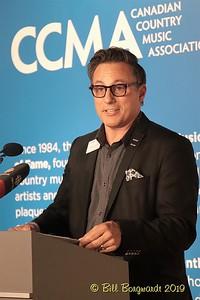 Andrew Mosker - Pres CEO NMC - CCMA plaque - NMC 05-19 055