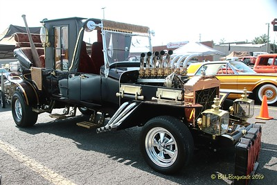 Munsters Coach - Car Show - Nashville Boogie 05-19 0656