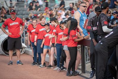20190504 - Fayetteville Woodpeckers Field of Dreams