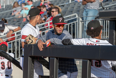 20190514 - Woodpeckers vs Red Sox