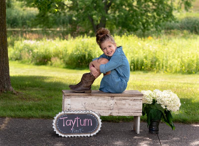 Thompson Kids - Taytum 1st; Tye K (58)